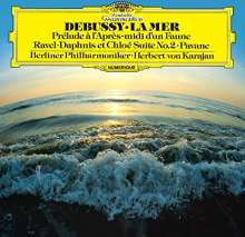 Claude Debussy (1862-1918): La Mer (Ultimate High Quality-CD), CD