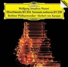 "Wolfgang Amadeus Mozart (1756-1791): Serenade Nr.6 ""Notturna"" (Ultimate High Quality CD), CD"