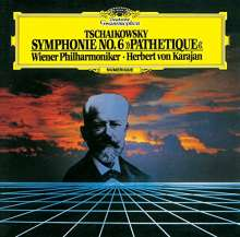Peter Iljitsch Tschaikowsky (1840-1893): Symphonie Nr.6 (Ultimate High Quality CD), CD