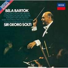 Bela Bartok (1881-1945): Konzert für Orchester (SHM-CD), CD