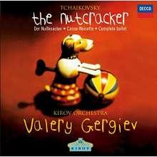 Peter Iljitsch Tschaikowsky (1840-1893): Der Nußknacker op.71 (SHM-CD), CD