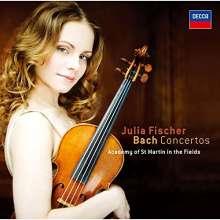Johann Sebastian Bach (1685-1750): Violinkonzerte BWV 1041-1043,1060 (SHM-CD), CD
