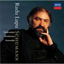 Radu Lupu: Schumann :  Humoreske, Kinderszenen, Kreisleriana (Shm-Cd) (reissue), CD