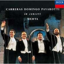 Die drei Tenöre - Rom Juli 1990 (SHM-CD), CD