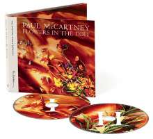 Paul McCartney (geb. 1942): Flowers In The Dirt (Special-Edition) (2 SHM-CD) (Digisleeve), 2 CDs