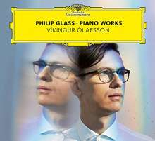 Philip Glass (geb. 1937): Klavierwerke, CD