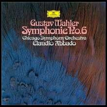 Gustav Mahler (1860-1911): Symphonie Nr.6 (SHM-SACD), Super Audio CD Non-Hybrid
