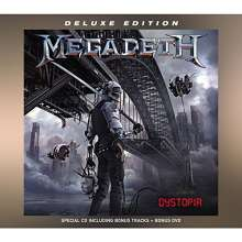 Megadeth: Dystopia (Deluxe-Edition) (SHM-CD + DVD), CD