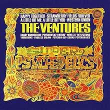The Ventures: Super Psychedelics (SHM-CD), CD