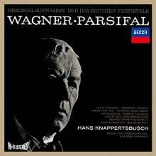 Richard Wagner (1813-1883): Parsifal (SHM-SACD), 3 SACD Non-Hybrids