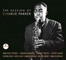The Passion Of Charlie Parker (SHM-CD), CD