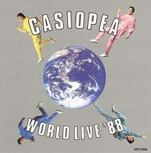 Casiopea: World Live '88 + Bonus (SHM-CD), CD