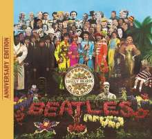 The Beatles: Sgt. Pepper's Lonely Hearts Club Band  (50th-Anniversary-Edition) (SHM-CD) (Digisleeve), CD