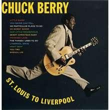 Chuck Berry: St. Louis To Liverpool +Bonus (SHM-CD) (Papersleeve), CD