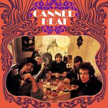 Canned Heat: Canned Heat (SHM-CD) (Papersleeve), CD