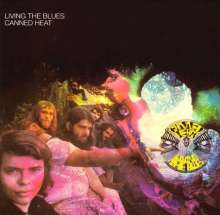 Canned Heat: Living The Blues (SHM-CD) (remastered) (in Mini LP) (Limited-Edition) (Papersleeve), 2 CDs
