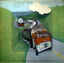 Canned Heat: '70 Concert: Recorded Live In Europe (SHM-CD), CD