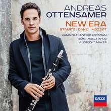 Andreas Ottensamer - New Era (SHM-CD), CD