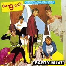 The B-52s: Party Mix! (SHM-CD) (Papersleeve), CD
