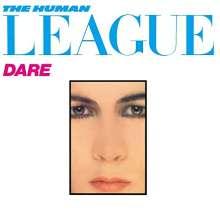 The Human League: Dare +Bonus (SHM-CD) (Digisleeve), CD
