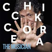 Chick Corea (geb. 1941): The Musician (SHM-CD), 3 CDs