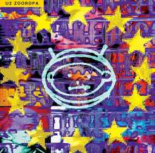 U2: Zooropa (SHM-CD) (Papersleeve), CD