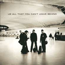 U2: All That You Can't Leave Behind +Bonus (SHM-CD) (Papersleeve), CD