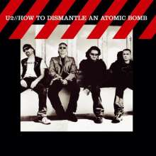 U2: How To Dismantle An Atomic Bomb +Bonus (SHM-CD) (Papersleeve), CD