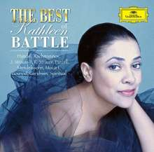 Kathleen Battle - The Best of, CD