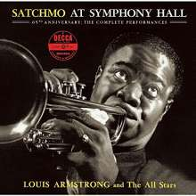 Louis Armstrong (1901-1971): Satchmo At Symphony Hall (65th Anniversary: The Complete Performances) (2 SHM-CD), 2 CDs
