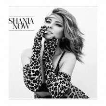 Shania Twain: Now +3, CD