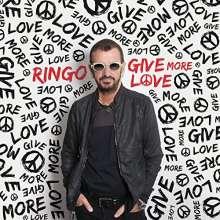 Ringo Starr: Give More Love +Bonus (SHM-CD), CD