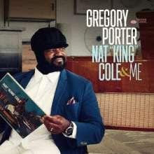 Gregory Porter (geb. 1971): Nat King Cole & Me (SHM-CD), CD