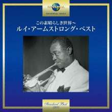 Louis Armstrong (1901-1971): What A Wonderful World: The Best Of Louis Armstrong, CD