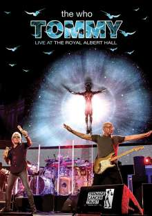 The Who: Tommy: Live At The Royal Albert Hall 2017, DVD