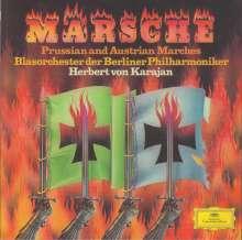 Preussische und Österreichische Märsche, Super Audio CD Non-Hybrid