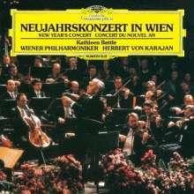 Das Neujahrskonzert Wien 1987 (SHM-CD), CD