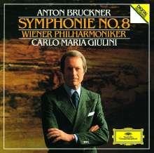 Anton Bruckner (1824-1896): Symphonie Nr.8 (SHM-CD), 2 CDs
