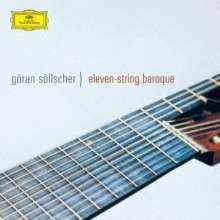 Göran Söllscher - Eleven-String Baroque (SHM-CD), CD