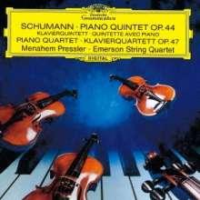 Robert Schumann (1810-1856): Klavierquintett op.44 (SHM-CD), CD