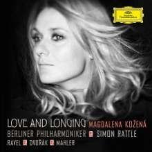 Magdalena Kozena - Love and Longing (SHM-CD), CD