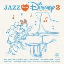 Filmmusik: Jazz Loves Disney 2: A Kind Of Magic (SHM-CD), CD