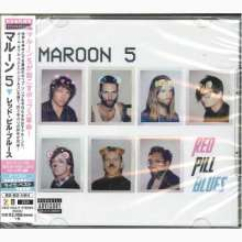 Maroon 5: Red Pill Blues +Bonus (Explicit), 2 CDs