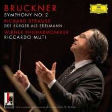 Anton Bruckner (1824-1896): Symphonie Nr.2 (SHM-CD), 2 CDs
