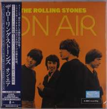 The Rolling Stones: On Air, 2 LPs