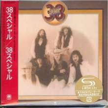 38 Special: 38 Special (SHM-CD) (Papersleeve), CD