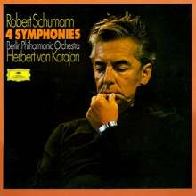 Robert Schumann (1810-1856): Symphonien Nr.1-4 (SHM-SACD), 2 Super Audio CDs Non-Hybrid