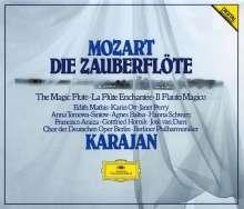 Wolfgang Amadeus Mozart (1756-1791): Die Zauberflöte (Ultra High Quality CD), 3 CDs