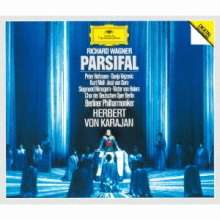 Richard Wagner (1813-1883): Parsifal  (Ultimate High Quality CD), 4 CDs