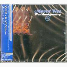 Wes Montgomery (1925-1968): Movin' Wes (SHM-CD), CD